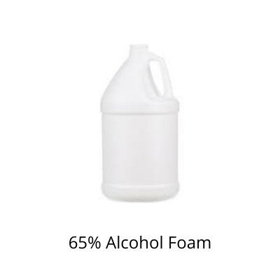 Foaming Hand Sanitizer Gallons