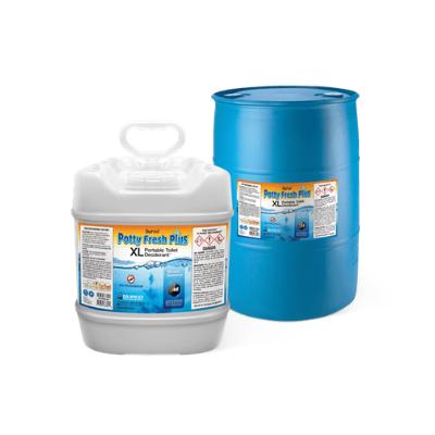 Potty Fresh Plus® XL™ Portable Toilet Deodorant Concentrate Pail