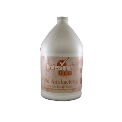 Gold & Sudsy Antibacterial Hand Soap Gallons