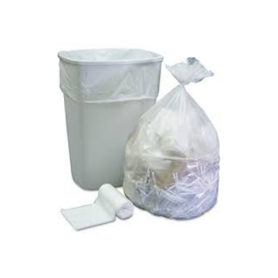 15 Gallon HD Clear Trash Liner