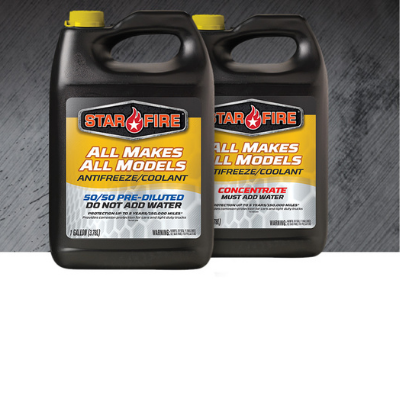 All Makes All Models Antifreeze/Coolant Concentrate