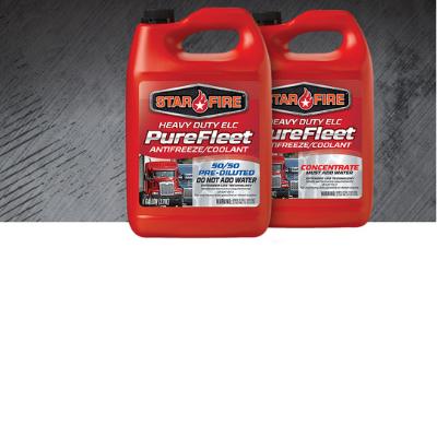 Purefleet Heavy Duty ELC Red Antifreeze 50/50