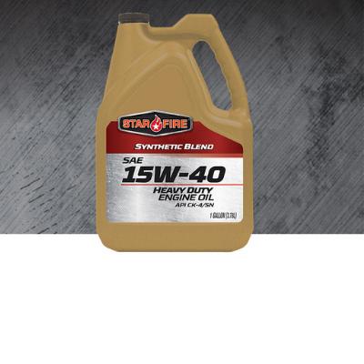 15W40 HD Motor Oil