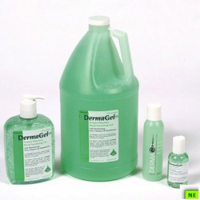 Gel Hand Sanitizer Gallons